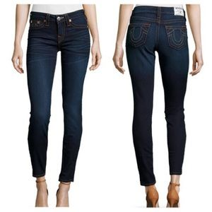 True Religion Premium Basic Legging Skinny Jeans